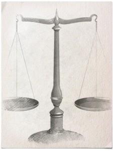 Scales-Pencil Sketch